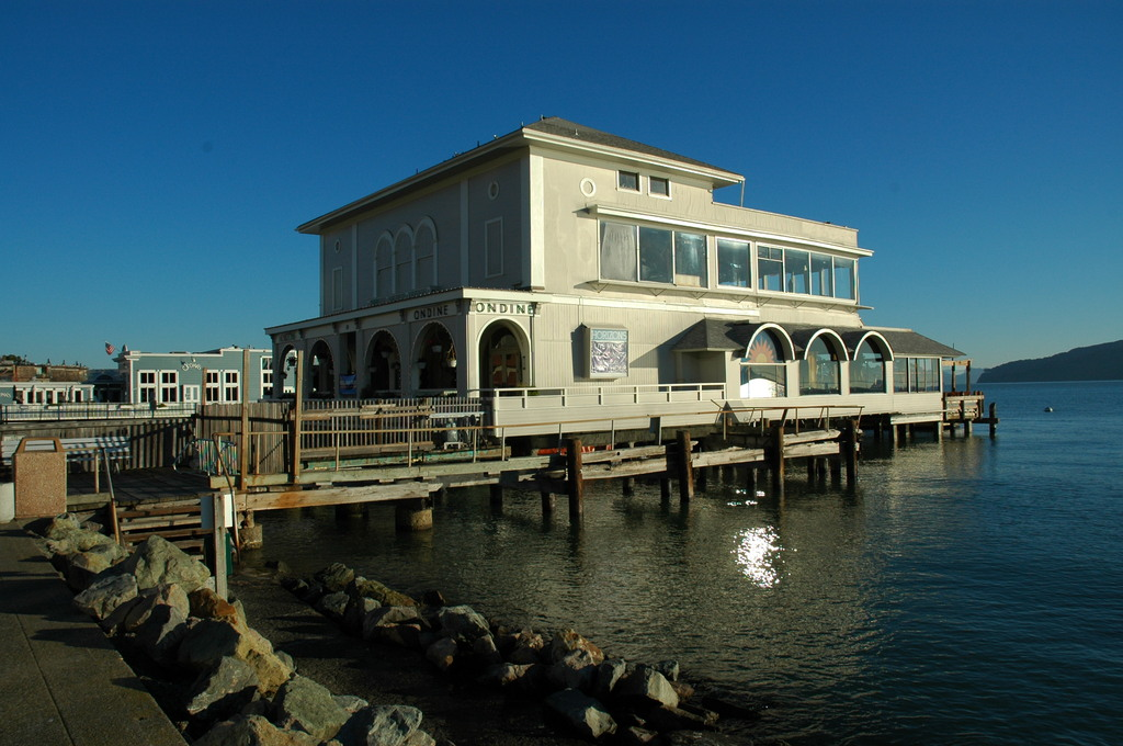 Events Ondine - Restaurants, Reception Sites, Caterers - 558 Bridgeway, Sausalito, CA, United States