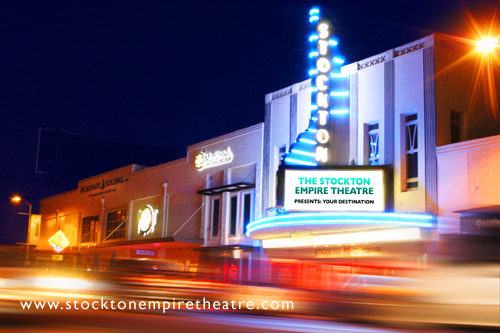 Empire Theatre - Reception Sites, Ceremony Sites - 1825 Pacific Ave, Stockton, CA, United States