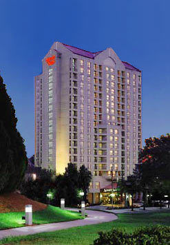 Marriott Suites Atlanta Midtown - Hotels/Accommodations - 35 14th St NE, Atlanta, GA, United States