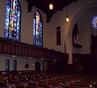 First United Methodist Church - Ceremony - 216 E Highland Ave, Elgin, IL, 60120, United States of America