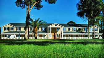 The Port Inn - Hotels/Accommodations - 501 Monument Ave, Port St Joe, FL, 32456