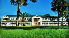 The Port Inn - Hotel - 501 Monument Ave, Port St Joe, FL, 32456
