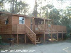 Old Saltworks Cabins - Hotel -