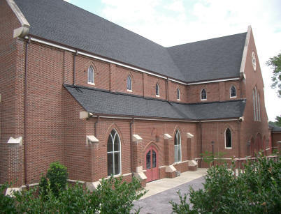St. Paul's Episcopal Church - Ceremony Sites - 401 E 4th St, Greenville, NC, 27858