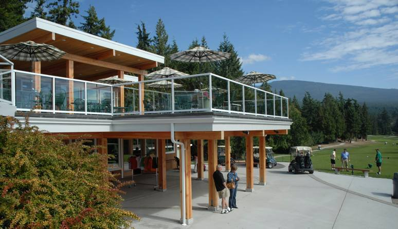 Sunshine Coast Golf & Country Club - Golf Courses - 3206 Sunshine Coast Highway RR 21, Roberts Creek, BC, Canada