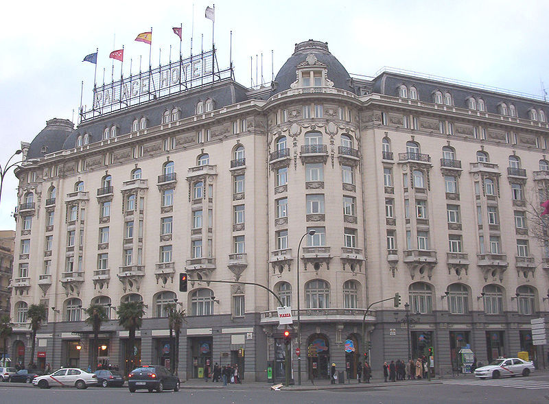 Hotel Palace - Hotels/Accommodations, Reception Sites - Plaza Cortes 7, Madrid, Madrid, Spain