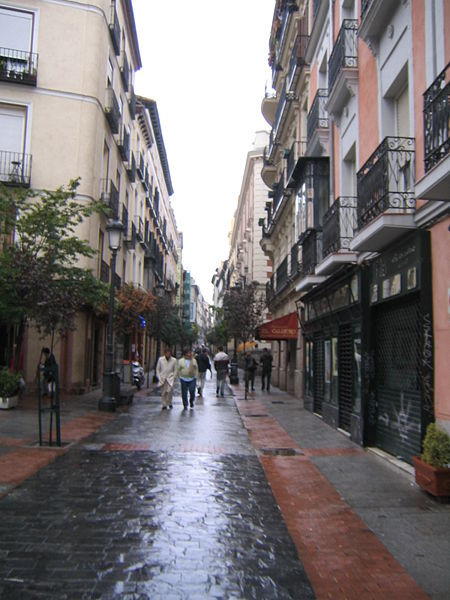 Calle De Las Huertas - Attractions/Entertainment, Restaurants, Shopping - Calle Gran Va 66, Madrid, Comunidad de Madrid, ES