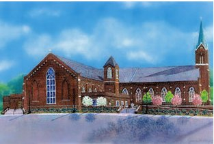 St Boniface Church - Ceremony Sites - 110 N Buchanan St, Edwardsville, Il, 62025