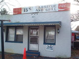 B's Barbeque - Restaurants - 2800 W 5th St, Greenville, NC, 27834