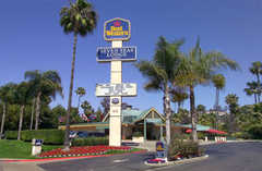 Best Western: Seven Seas - Hotel - 411 Hotel Cir S, San Diego, CA, United States
