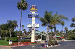 Best Western: Seven Seas - Hotel - 411 Hotel Cir S, San Diego, CA, United States