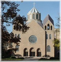 Church Of Our Lady Of Loretto - Ceremony Sites - Saint Mary's College, Notre Dame, IN, 46556