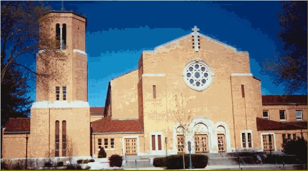 St. Monica Parish - Ceremony Sites - 160 W Silver Spring Dr, Milwaukee, WI, 53217