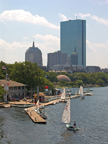 Charles River Esplanade - Attractions/Entertainment, Parks/Recreation - Embankment Road, Boston, MA, 02108
