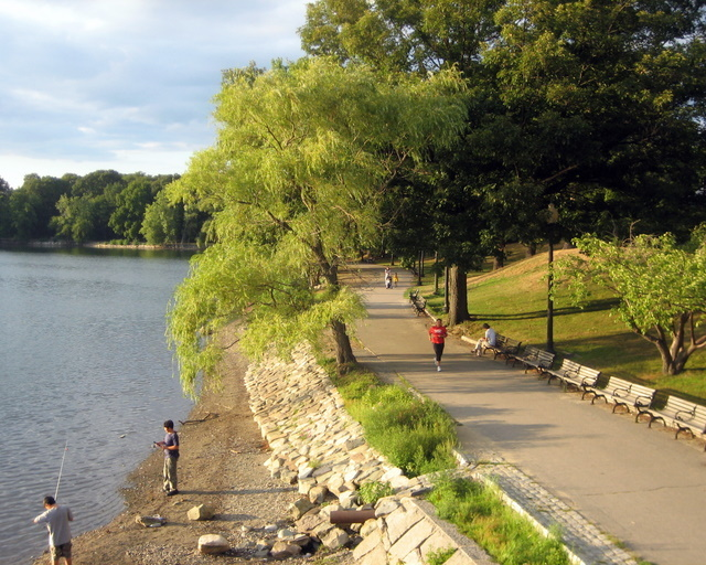 Jamaica Pond - Attractions/Entertainment, Parks/Recreation - Boston, Massachusetts, United States
