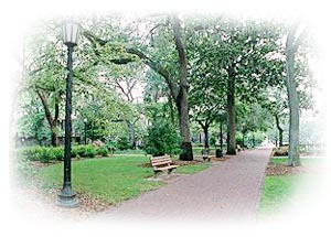 Monterey Square - Ceremony Sites - Savannah, GA, null
