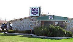 Knights Inn - Hotel - 1149 Oakes Rd, Racine, WI, 53406