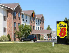 Super 8 Racine - Hotel - 1150 Oakes Rd, Racine County, WI, 53406