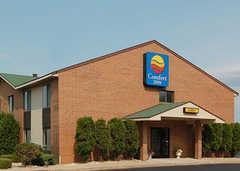 Comfort Inn - Hotel - 1154 Prairie Dr, Racine, WI, 53406