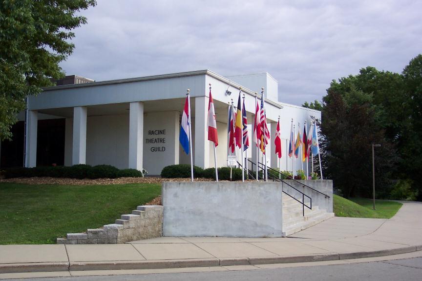 Racine Theatre Guild - Ceremony Sites - 2519 Northwestern Ave # 1, Racine, WI, United States