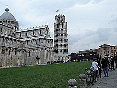 Leaning Tower of Pisa - Attraction - Leaning Tower of Pisa, Pisa PI, Pisa, Tuscany, IT
