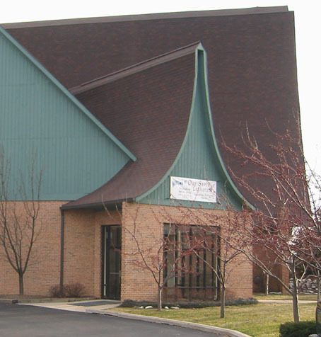 Our Saviour Lutheran Church - Ceremony Sites - 300 Fowler Ave, West Lafayette, IN, 47906