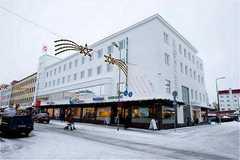 Sokos Hotel Seurahuone - Отель - Kauppakatu 11, Kajaani, Uleåborg, Finland