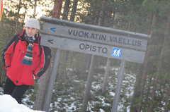Vuokatin - Экскурсии, поездки - Vuokatintie, Sotkamo, Uleåborg