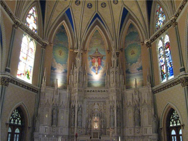 St. Alphonsus - Ceremony Sites - 1429 W Wellington Ave, Chicago, IL, 60657