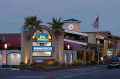 Best Western Humboldt Bay Inn - Hotel - 232 West 5th Street, Eureka, CA, United States
