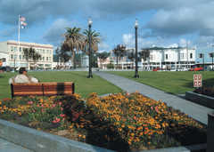 Arcata Plaza - Attraction - Plaza Ave, Arcata, CA, US