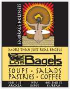 Los Bagels Co - Restaurant - 403 2nd St, Eureka, CA, United States