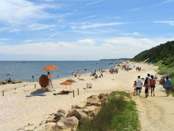Wildwood State Park - Beaches - 1428 Sound Avenue, Wading River, NY, 11792