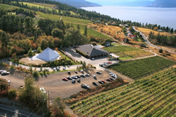Summerhill Pyramid Winery - Ceremony Sites, Reception Sites, Restaurants - 4870 Chute Lake Road, Kelowna, BC, Canada