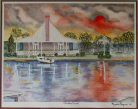 Lake Caroline Clubhouse (rehearsal Dinner) - Rehearsal Lunch/Dinner, Reception Sites - 130 Bellevue Dr, Madison, MS, 39110, US