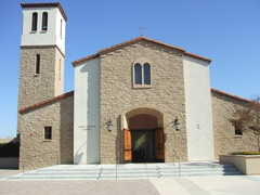 St. Therese Chapel  - Ceremony - 5555 Del Mar Heights Rd, San Diego, CA, 92130