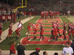 Rutgers Stadium - Attraction -