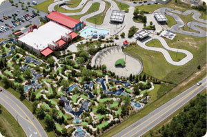 Frankie's Fun Park - Attractions/Entertainment - 45 Park Woodruff Dr, Greenville, SC, United States