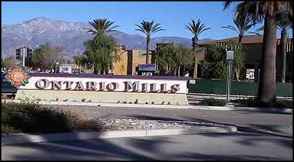 Ontario Mills Shopping Center - Attractions/Entertainment, Shopping - 1 Mills Circle, Ontario, CA, United States