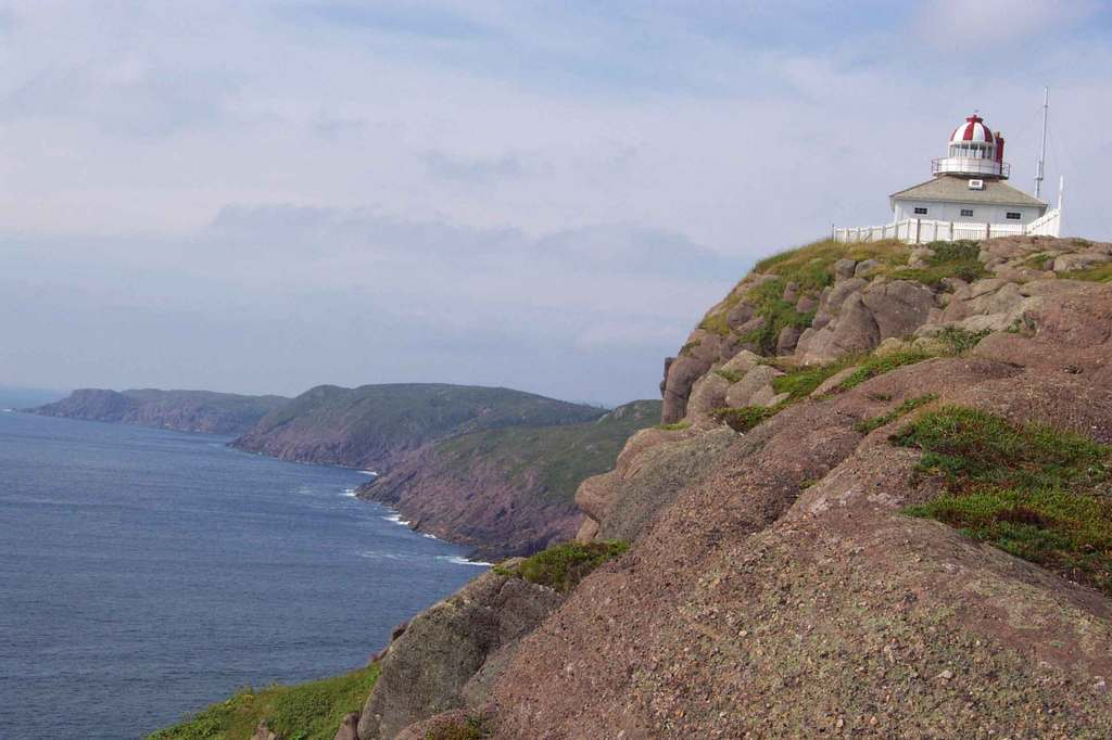 Cape Spear - Parks/Recreation, Attractions/Entertainment - St. John's, Newfoundland, A1C 5M9, Canada