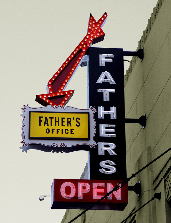 Father's Office - Restaurants, Bars/Nightife - 3229 Helms Ave, Los Angeles, CA, United States