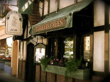 Fiddlers Green Irish Pub - Attractions/Entertainment, Restaurants - 544 West Fairbanks Avenue, Winter Park, FL, United States