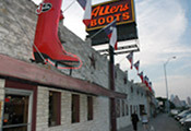 Allens Boots - shopping - 1522 South Congress Avenue, Austin, TX, United States
