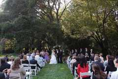 University of California-Berkeley: Faculty Club - Ceremony - Berkeley, CA, 94720, US