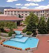 Doubletree Hotel - Hotels - 1775 E Cheyenne Mountain Blvd, Colorado Springs, CO, United States