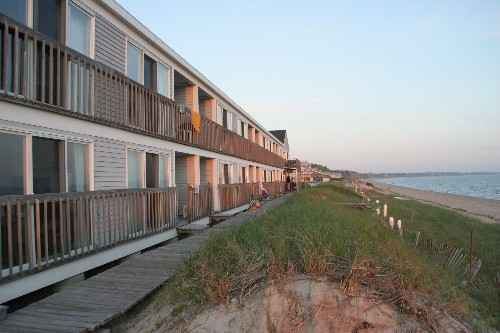 Horizons Beach Resort - Ceremony Sites - Rte 6, North Truro, MA, 02652