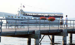Captain Bill's Seneca Lake Cruises - Attraction - 1 North Franklin Street, Watkins Glen, NY, 14891