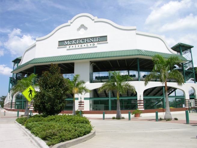 Mckechnie Field - Shopping - Pirate City Training Facility, US