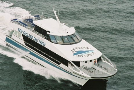 New England Fast Ferry - Attractions/Entertainment - 49 State Pier, New Bedford, MA, 02740-7254
