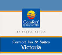 Comfort Inn &amp; Suites - Accomodations - 101 Island Highway, Victoria, BC, Canada